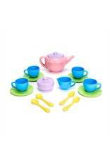 green toys Theeset roze