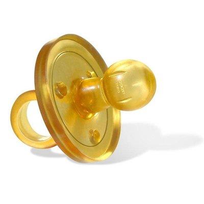 Goldi Speen natuurrubber rond - Maat S - 0-3M