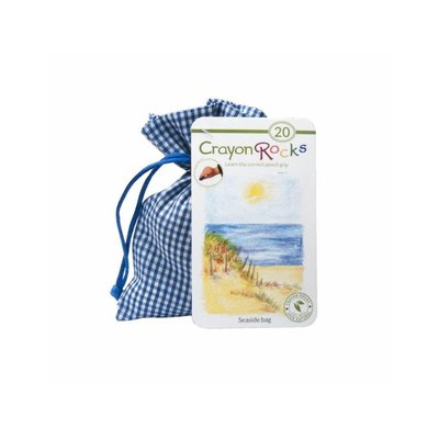 crayon rocks Seaside - 20 stuks