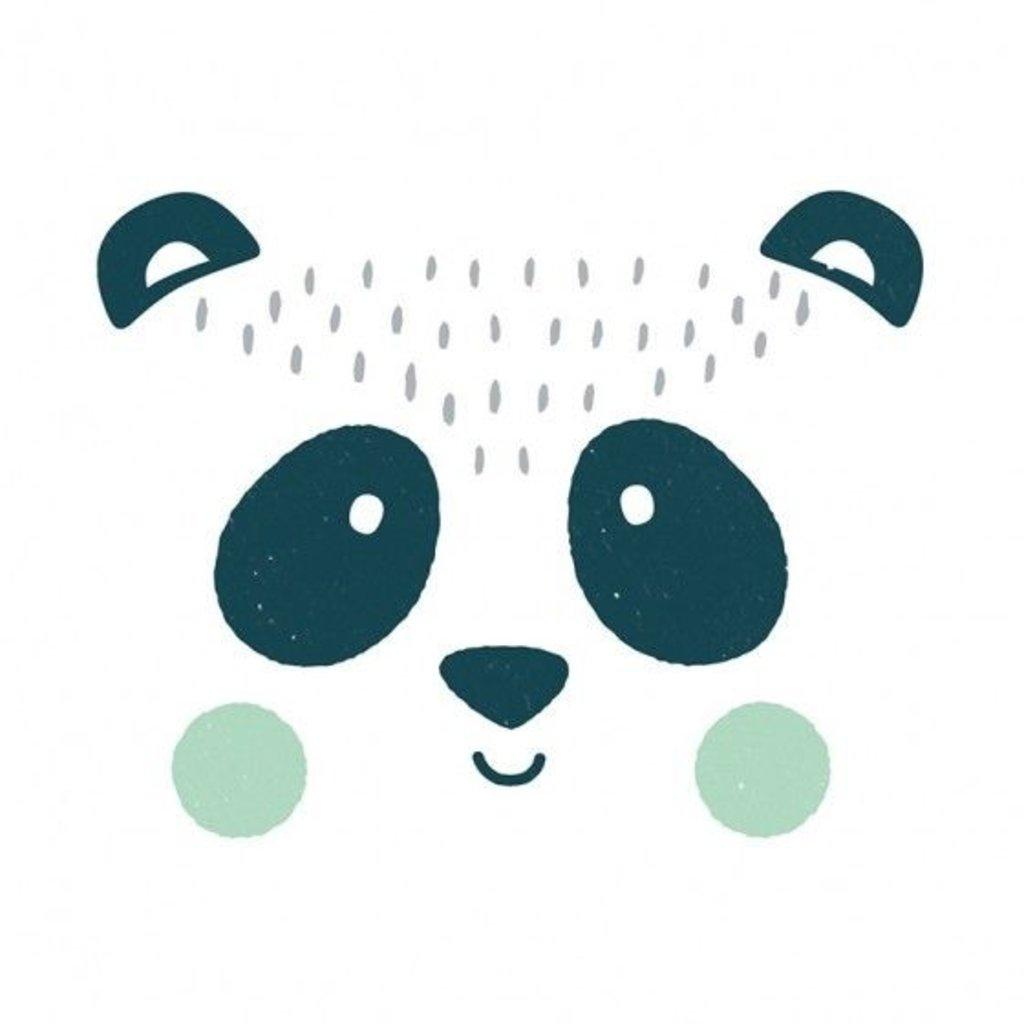 Kit & Kin Maat 5 - Panda