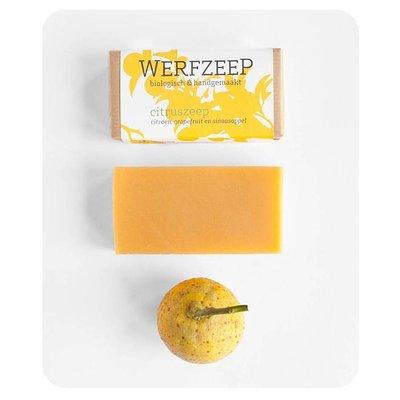 werfzeep Werfzeep - citruszeep