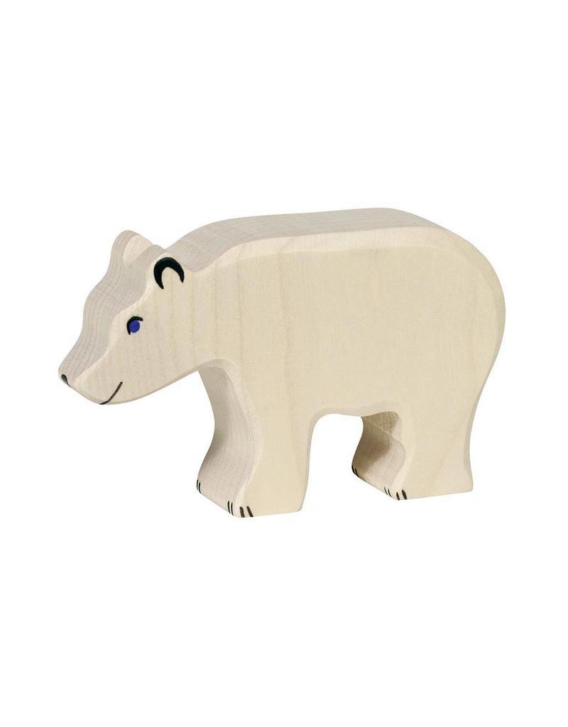 Holztiger IJsbeer 2