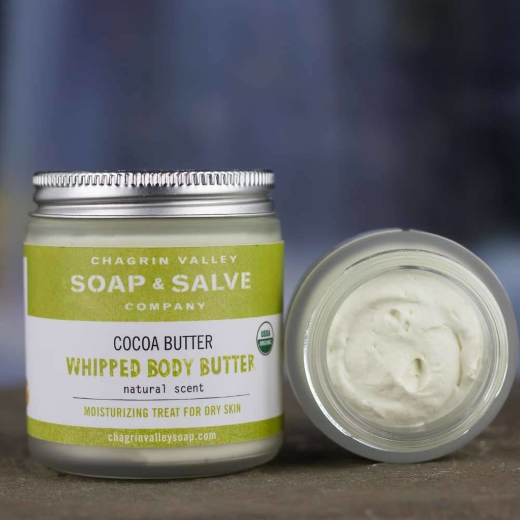 Chagrin Valley Cacao bodybutter