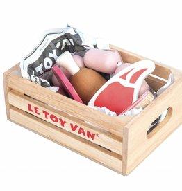 Le Toy Van Vlees Krat