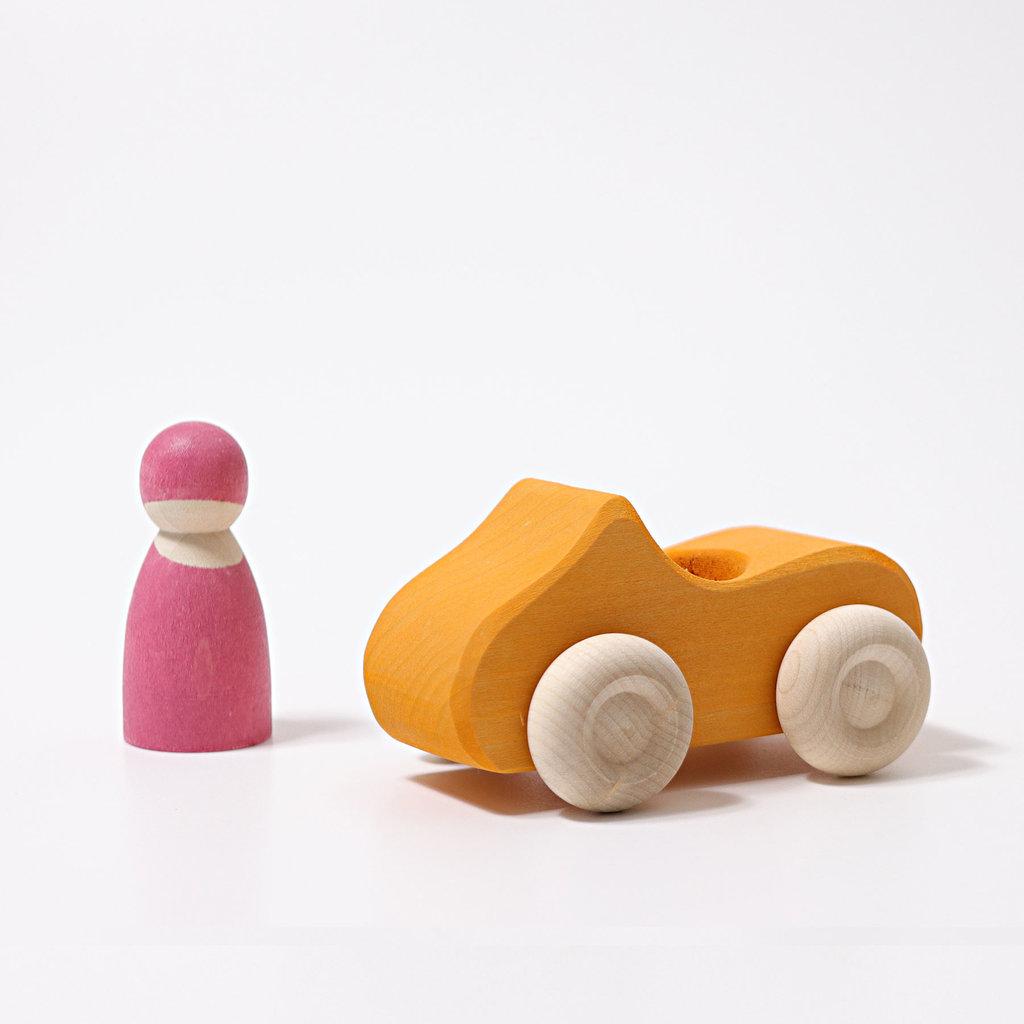 Grimm's Kleine Cabrio - Geel