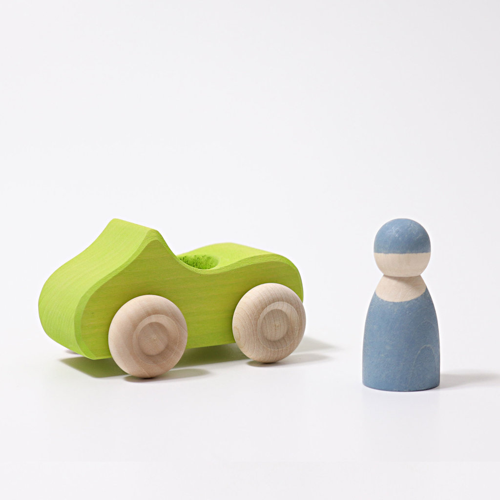Grimm's Kleine Cabrio - Groen