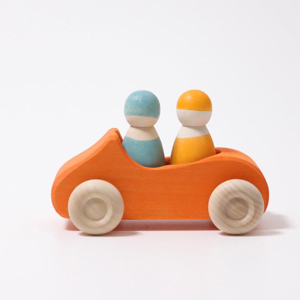 Grimm's Grote Cabrio - Oranje