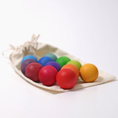 Grimm's Kleine houten ballen