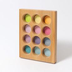 Grimm's Sorteerbord - Pastel