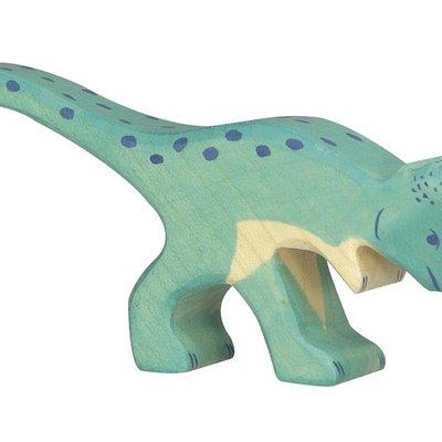Holztiger Pachycephalosaurus