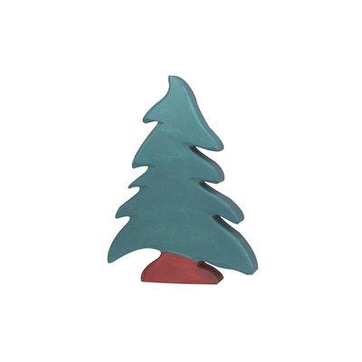 Holztiger Naaldboom