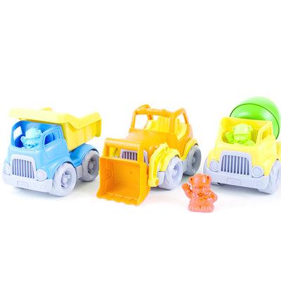 green toys Bouw Voertuigen