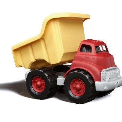 green toys Rode kiepwagen