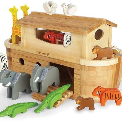 everearth Grote Ark van Noah (incl. Dieren)