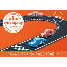 Waytoplay Grand Prix 24-delige set