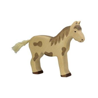 Holztiger Paard gevlekt