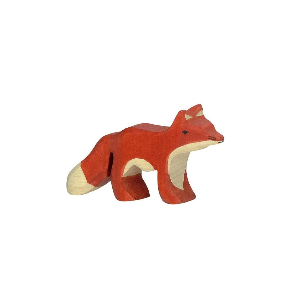 Holztiger Kleine vos
