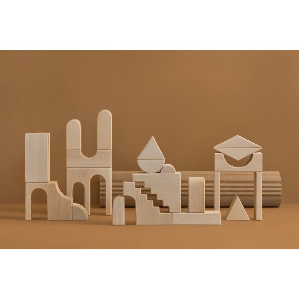 Raduga Grez Appartementblokken - Blank