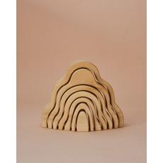 Raduga Grez Waterval stapelboog - Blank