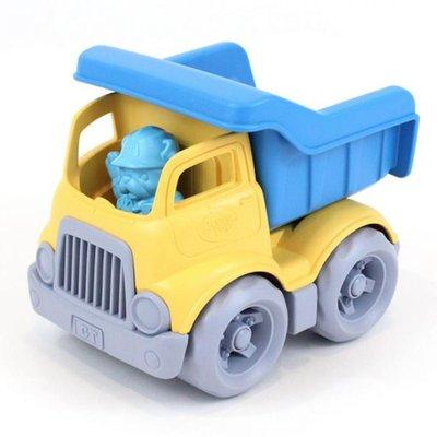 green toys Kleine Kiepwagen Geel