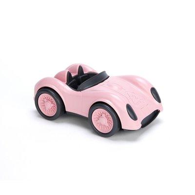 green toys Roze Racewagen