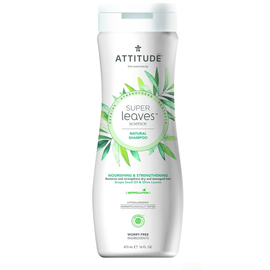attitude Super Leaves - Shampoo - Nourishing