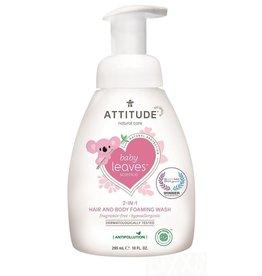 attitude Baby Leaves - 2 in 1 - Parfumvrij