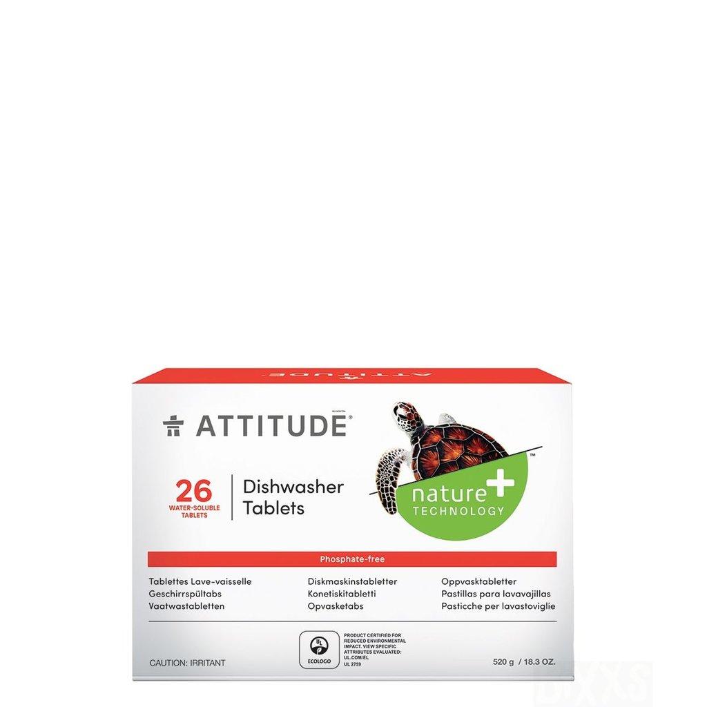 attitude Vaatwastabletten