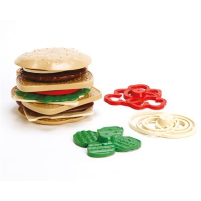 green toys Hamburger set