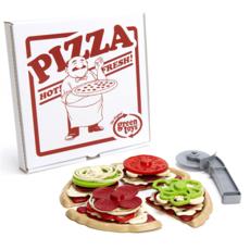green toys Pizza set