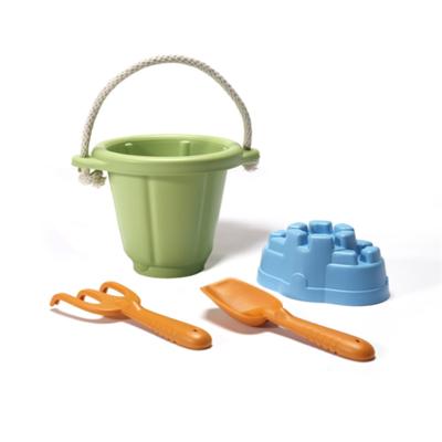 green toys Zandbak Set  - Groen
