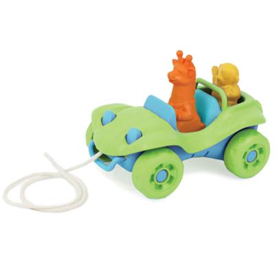 green toys Trekauto Groen