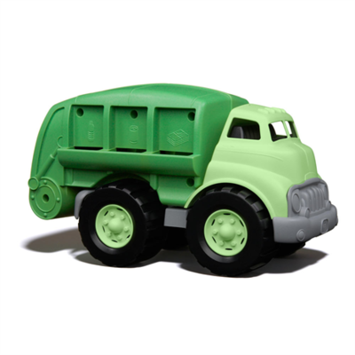 green toys Recycling vrachtwagen