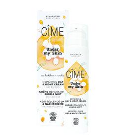 Cîme Under My Skin - Herstellende dag & nachtcrème