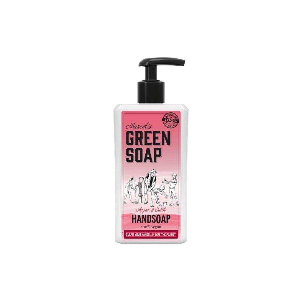marcel's green soap Handzeep - Argan & Oudh