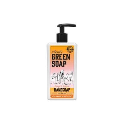 marcel's green soap Handzeep - Sinaasappel & Jasmijn