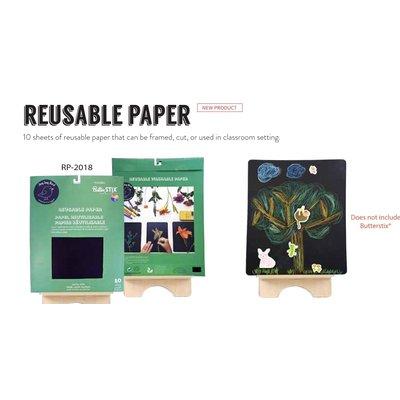 Jaq Jaq Bird Herbruikbaar papier
