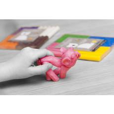 les jouets libres Bijenwas Klei - versch.varianten