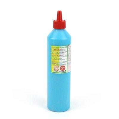 ökoNORM Vingerverf fles 500ml - versch.kleuren