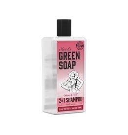 marcel's green soap Shampoo - Argan & oudh
