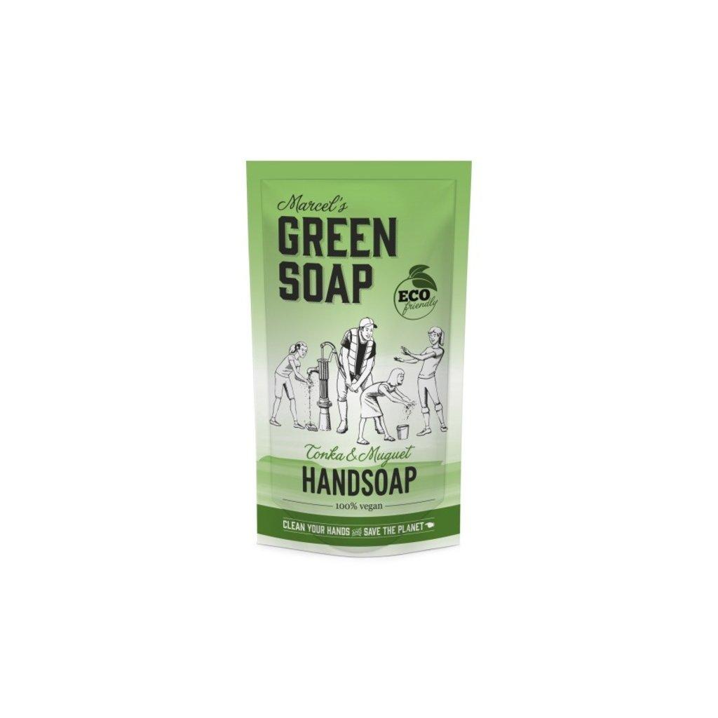 marcel's green soap Navulling handzeep 500ml