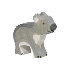 Holztiger Koala