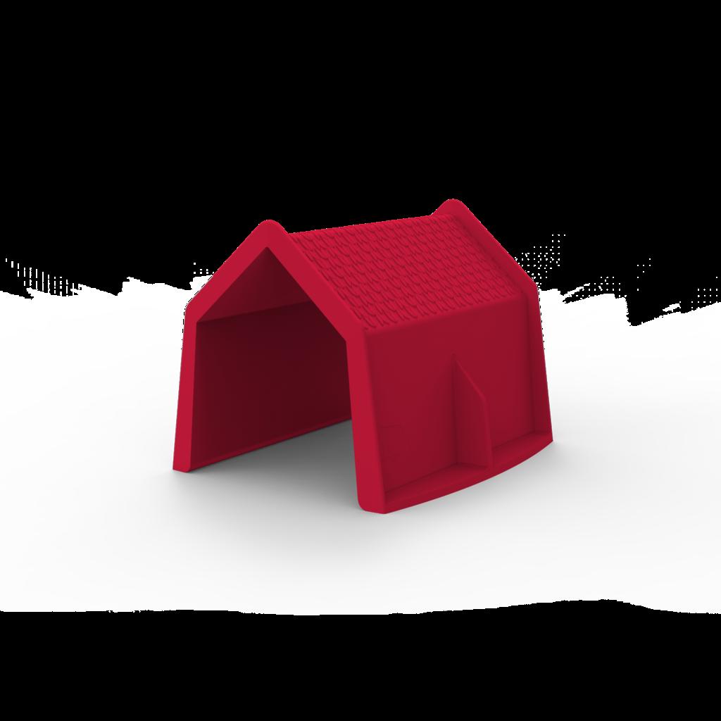 Zsilt Losse bouwvorm huis