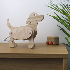 Gone's Zoo lamp hond