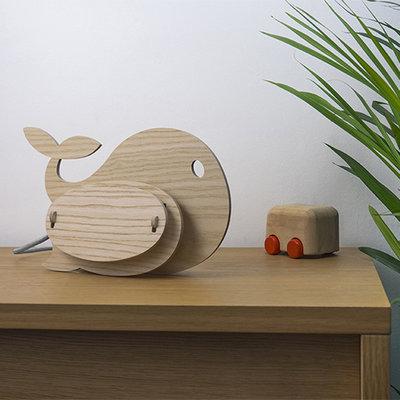 Gone's Zoo lamp walvis