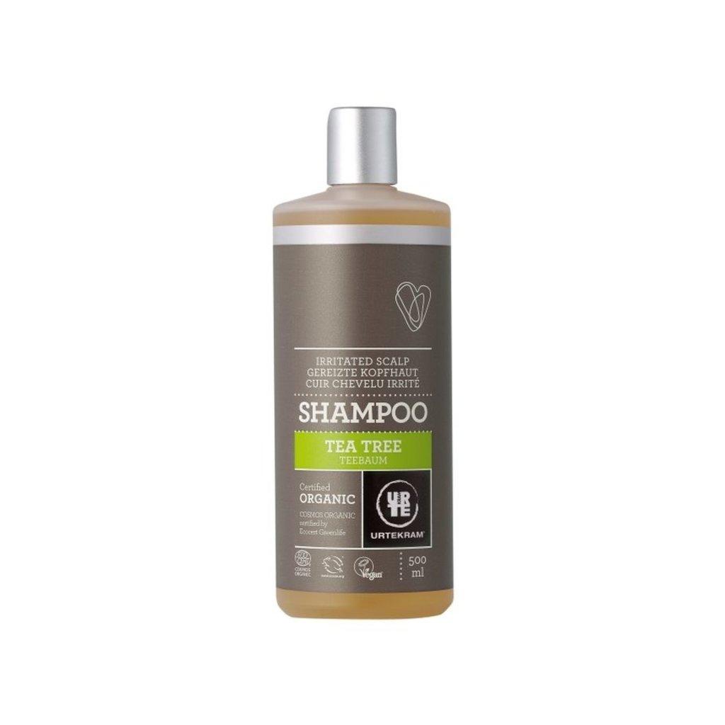 Urtekram shampoo - tea tree