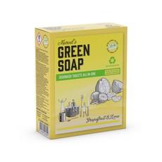 marcel's green soap Vaatwastabletten - grapefruit & limoen