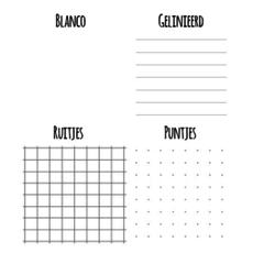 Correctbook Uitwisbaar notitieboek A5 - puntjes