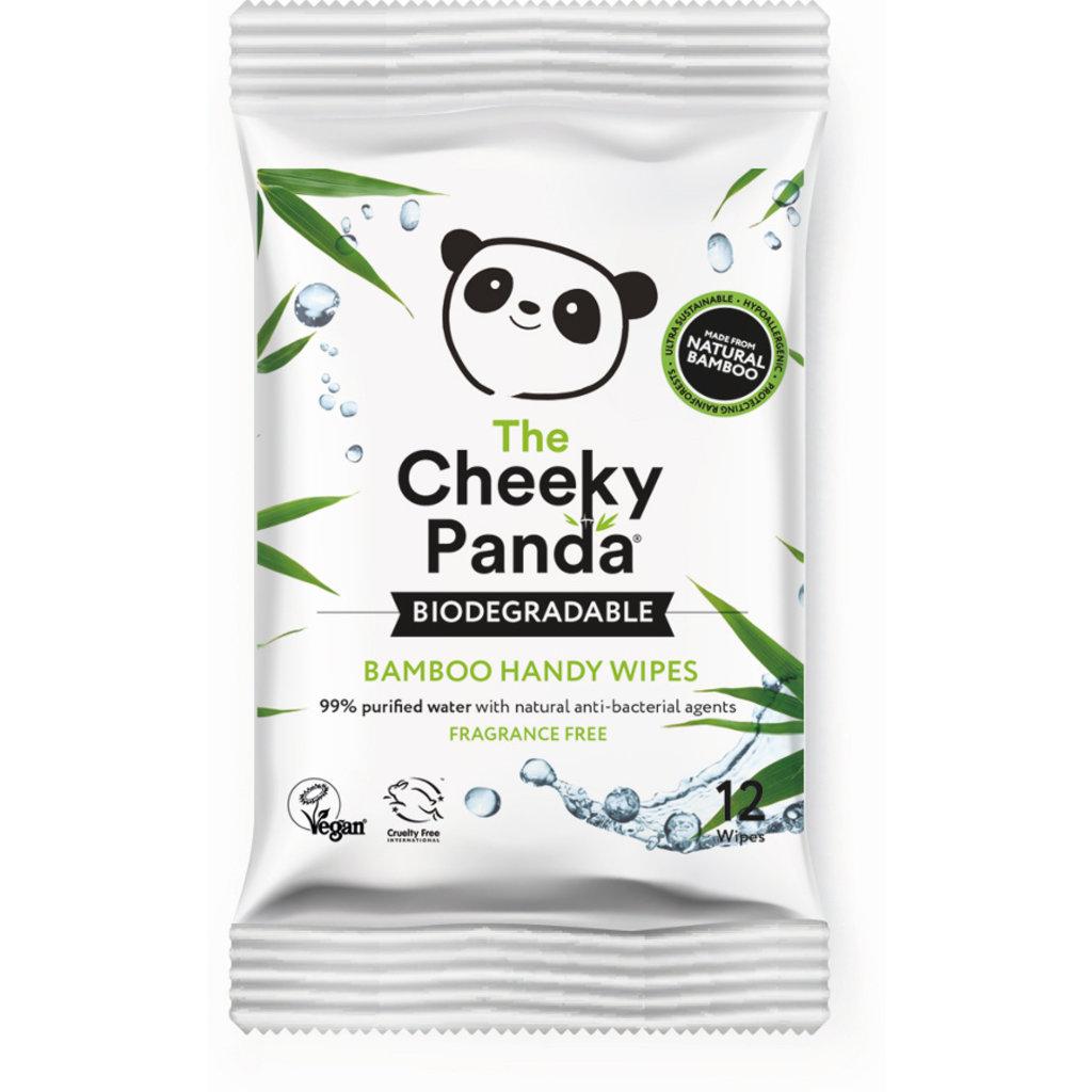 The Cheeky Panda Billendoekjes - reisverpakking