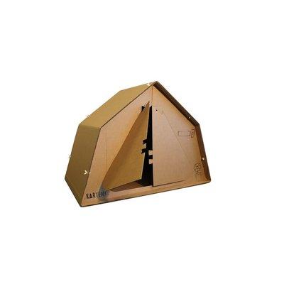 KarTent Kartonnen tent - Junior